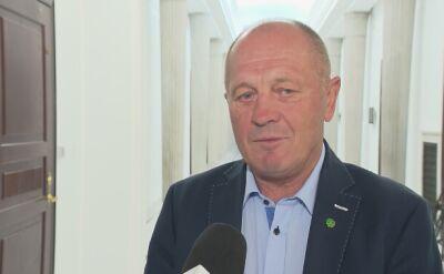 """Sawicki: PSL odda swoim partnerom około połowy """"jedynek"""" na listach wyborczych"""
