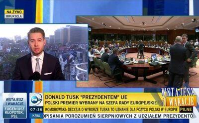 """Ewa Kopacz na premiera? """"Jest najpoważniejszym kandydatem"""""""