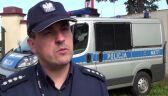 Uderzył policjanta, wybił szybę w radiowozie
