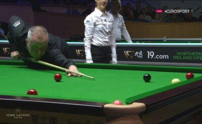 Higgins awansował do drugiej rundy Northern Ireland Open