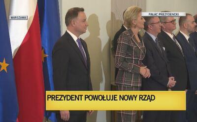 Mateusz Morawiecki tymczasowym ministrem sportu