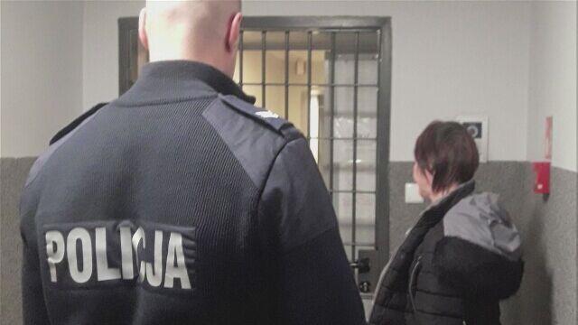 Pijana matka trafiła do szpitala, na drugi dzień do aresztu