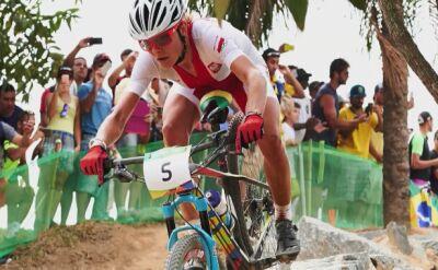 Włoszczowska ze srebrem w Rio