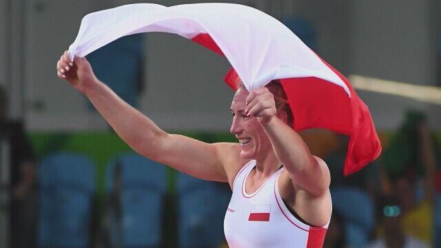 Monika Michalik sięgneła w Rio po brąz