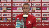 Paulo Sousa o taktyce na mecze z San Marino i Albanią