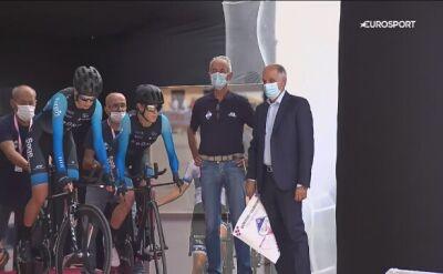 Najciekawsze momenty 1. etapu kobiecego wyścigu Giro Rosa