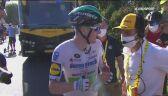 Sam Bennett dowiedział się, że wygrał 10. etap Tour de France