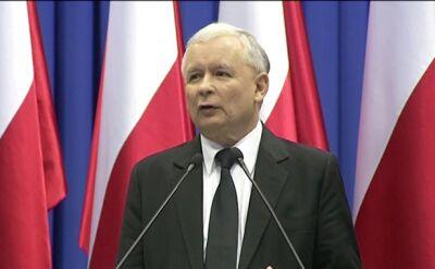 Jarosław Kaczyński o śmierci gen. Petelickiego