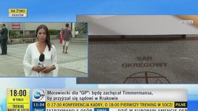 Reakcje środowiska sędziowskiego na słowa Morawieckiego (2)