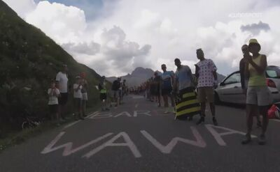 18. etap Tour de France okiem kolarzy