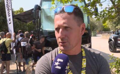 Team INEOS gotowy na upały podczas Tour de France