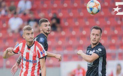 Cracovia grała z ŁKS-em w 2. kolejce PKO Ekstraklasy
