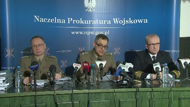 Prokurator Ireneusz Szeląg przedstawił ustalenia biegłych