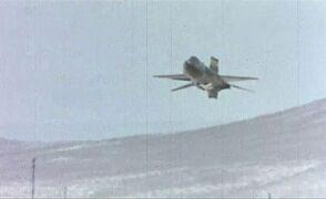 Lądowanie w X-15, czyli ciężkim szybowcu