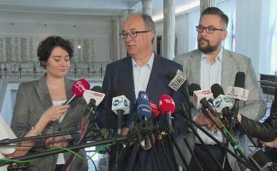 Czarzasty o przyszłości SLD w Koalicji Europejskiej