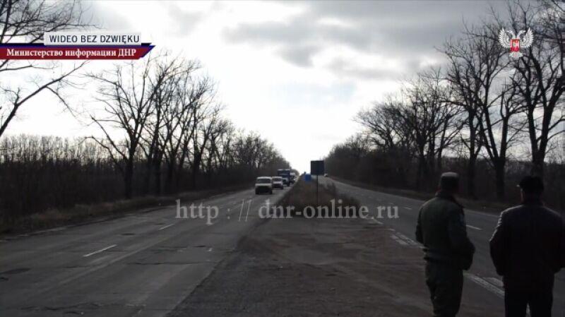 Donieccy rebelianci przekazali stronie ukraińskiej 20 skazanych, którzy nie chcieli walczyć w ich szeregach