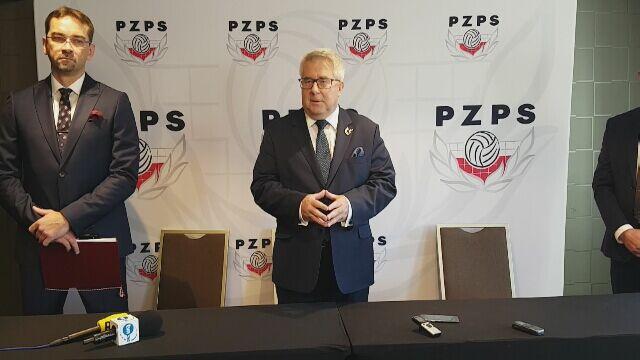 Czarnecki: rezygnuję z kandydowania na prezesa PZPS