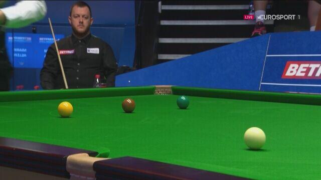 135-punktowy brejk Selby'ego w meczu z Allenem w 2. rundzie mistrzostw świata