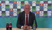 Trenerzy Szwajcarii i Francji po meczu 1/8 finału Euro