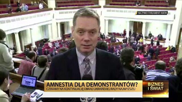 Jaki kształt przybierze ustawa amnestyjna?