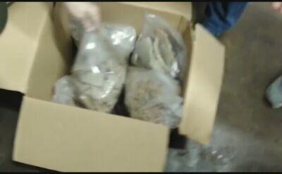 Skonfiskowali narkotyki warte niemal 3 mln złotych