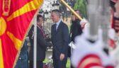 Jens Stoltenberg po spotkaniu z macedońskim premierem Zoranem Zaewem