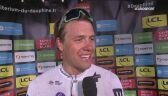Boasson Hagen: Cierpiałem na ostatnich podjazdach