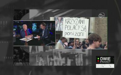 """""""Dwie prawdy"""" o sesji Rady Warszawy i edukacji według PiS"""