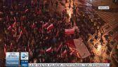 Marsz narodowców przeszedł ulicami Wrocławia