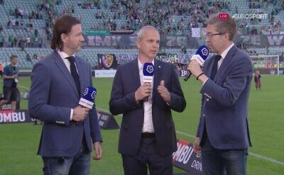 Trener Śląska podsumował mecz z Arką Gdynia