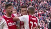 Ajax pokonał Utrecht, mistrzostwo coraz bliżej