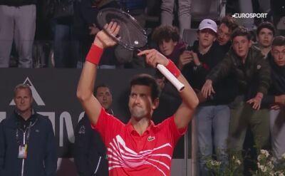 Djoković w finale turnieju ATP Masters w Rzymie