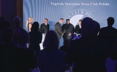 Bracia Sekielscy laureatami Nagrody Specjalnej Press Club Polska