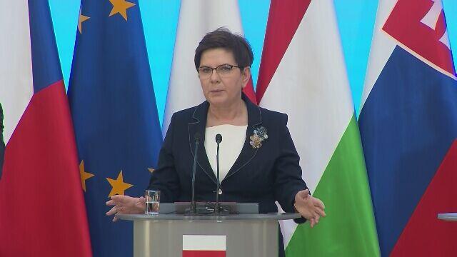 Premier: Polska nie zgodzi się na szantaż w sprawie uchodźców
