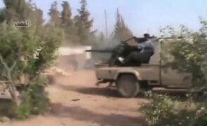 Powstańcy przegrali bitwę o Al-Kusajr