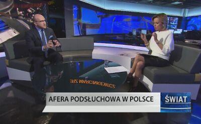 Marcinkiewicz o wycieku akt z afery podsłuchowej