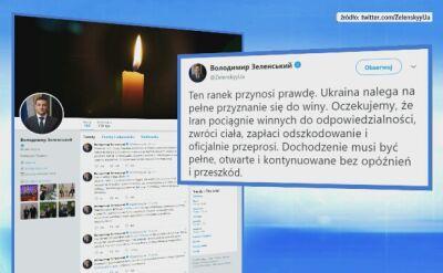 Ukraiński prezydent: ten ranek przynosi prawdę