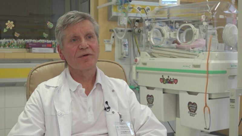Lekarz: sprzęt od Wielkiej Orkiestry Świątecznej Pomocy pozwala na ratowanie małych dzieci