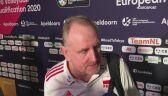 Jacek Nawrocki po wygranym meczu z Azerbejdżanem
