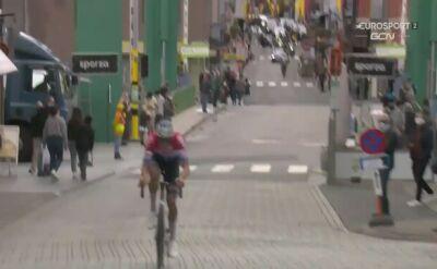 Mathieu van der Poel wygrał 5. etap i cały wyścig BinckBank Tour