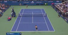 Sakkari zwyciężyła w ćwierćfinale US Open
