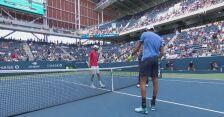 Skrót meczu Berrettini - Otte w 4. rundzie US Open