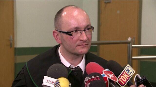 Mec. Ludwiczek odpowiada na pytania dziennikarzy