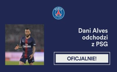 Dani Alves opuści PSG, nowy obrońca Lecha. Karuzela transferowa z 23 czerwca