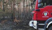 Pożar w powiatach przysuskim i grójeckim częściowo opanowany