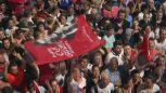 Mieszkańcy Stambułu celebrują zwycięstwo kandydata opozycji