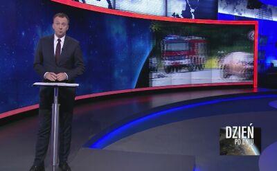 Na Zakopiance zderzył się samochód z autokarem