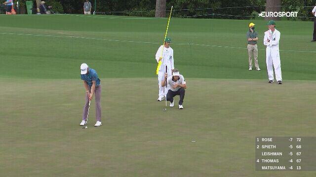 W Auguście rozgrywany jest prestiżowy turniej golfowy The Masters