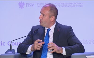 President of Bulgaria at the Global Forum