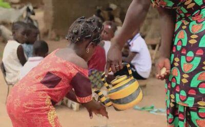 UNICEF: co trzecie dziecko poniżej 5 roku życia na świecie jest niedożywione